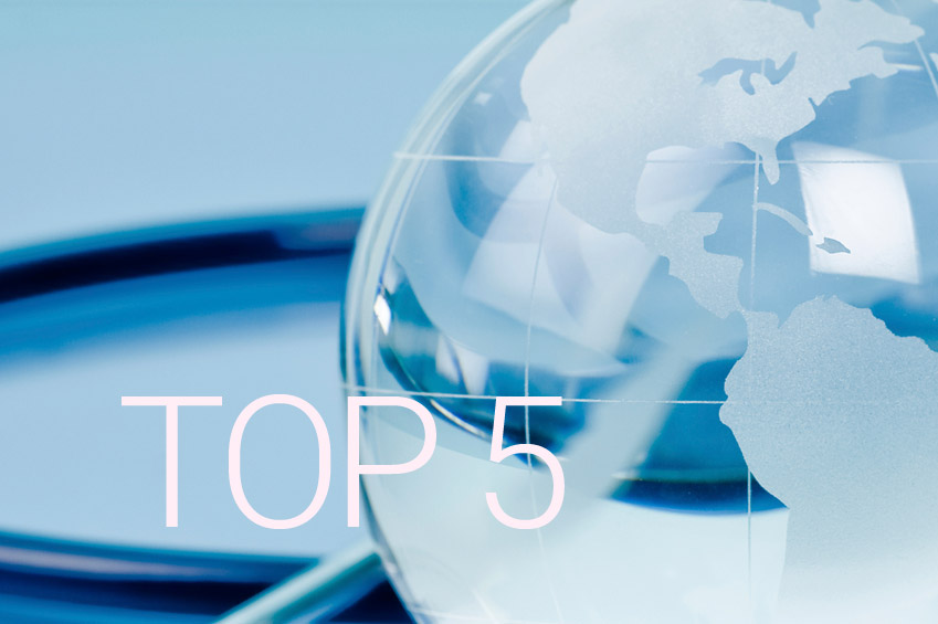 Top 20 Global Life Science company