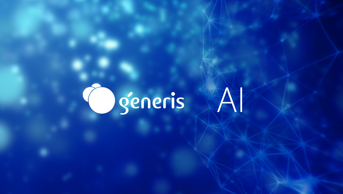 Join the AI journey in Content and Information Management – Generis